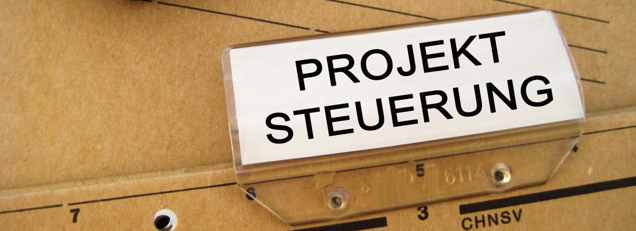 Project Controlling – Professional Support in all Project Phases